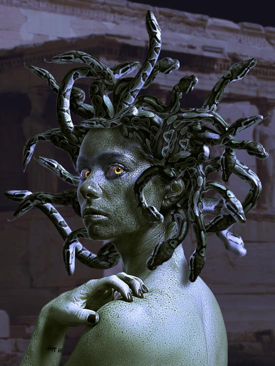 Gorgon Medusa